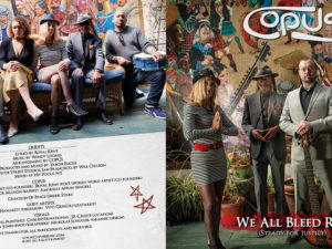 Copus – We All Bleed Red (Single)